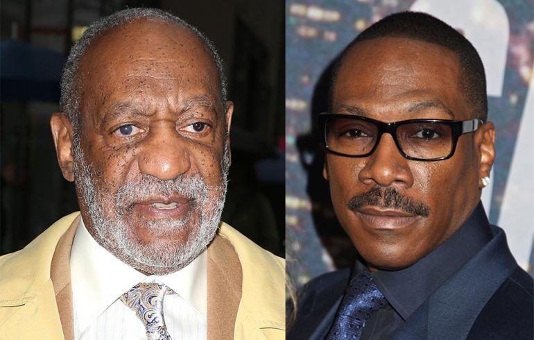 Eddie Murphy kieltäytyi nolaamasta Bill Cosbya!