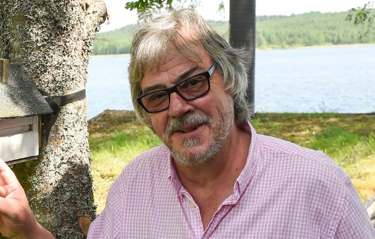 Suomalaisten suosikkinäyttelijä laihtui huimasti vain reilussa kuukaudessa - kuva!