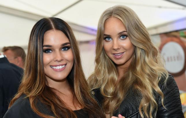 Sara Sieppi ja Sabina Särkkä perustivat yhteisen blogin - täynnä topless-kuvia!