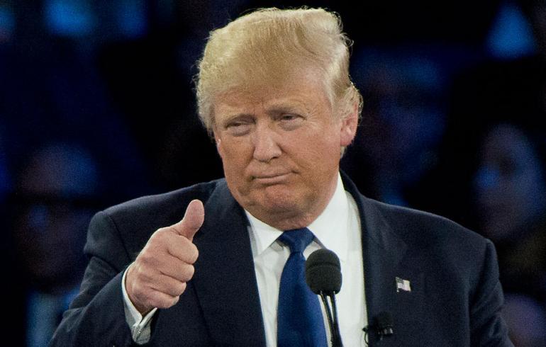 Karkasiko Donald Trumpin tupee: Guccin karvakengät maksavat 1670 euroa!