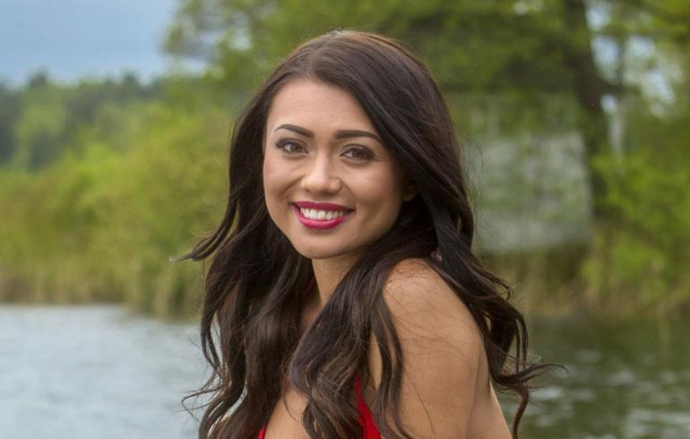 Miss Suomi -Shirly työskenteli Washingtonissa - yllättävä uravalinta!
