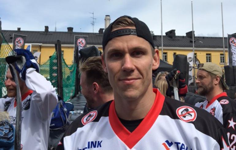 Suomessa lomaileva Jori Lehterä: Tällainen mökkivieras olen!