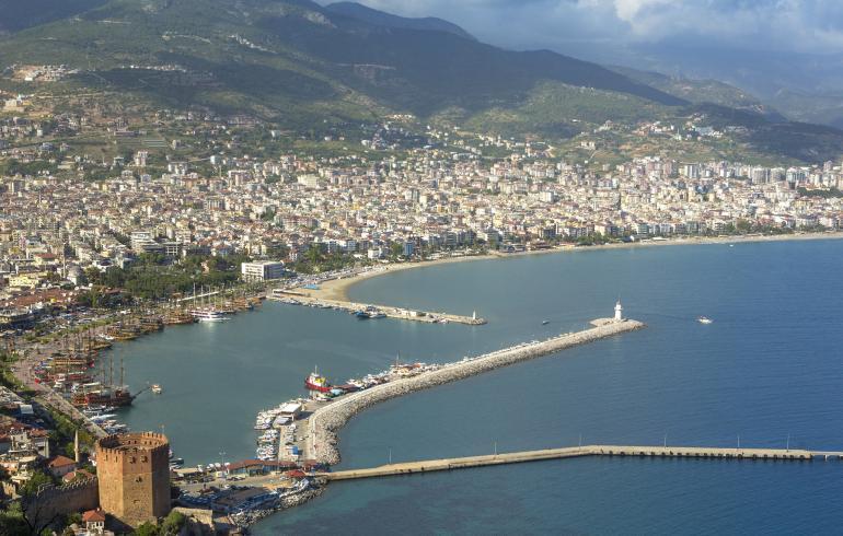 Turkin Alanya – edullinen aurinkokohde!