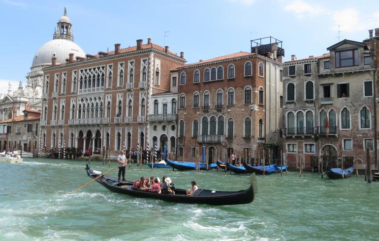 Koe Venetsian herkullisimmat yksityiskohdat!