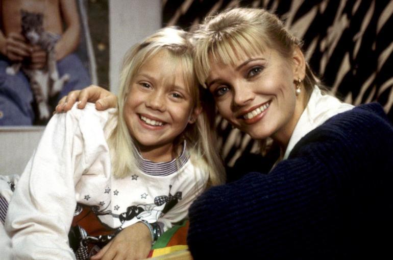 Blondi tuli taloon -sarjan lapsitähti Salkkareissa – tältä hän näyttää nyt!