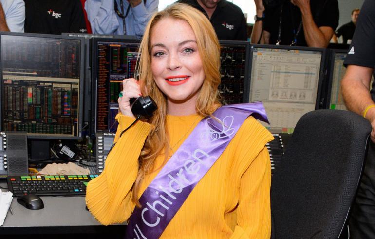 Lindsay Lohanin puhetapa huvittaa – unohti oman äidinkielensä?!