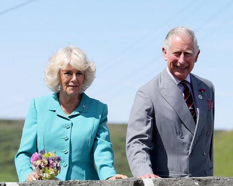 Brittihovissa juhlitaan prinssi Charlesin vaimon, Cornwallin herttuatar Camillan 70. syntymäpäivää.
