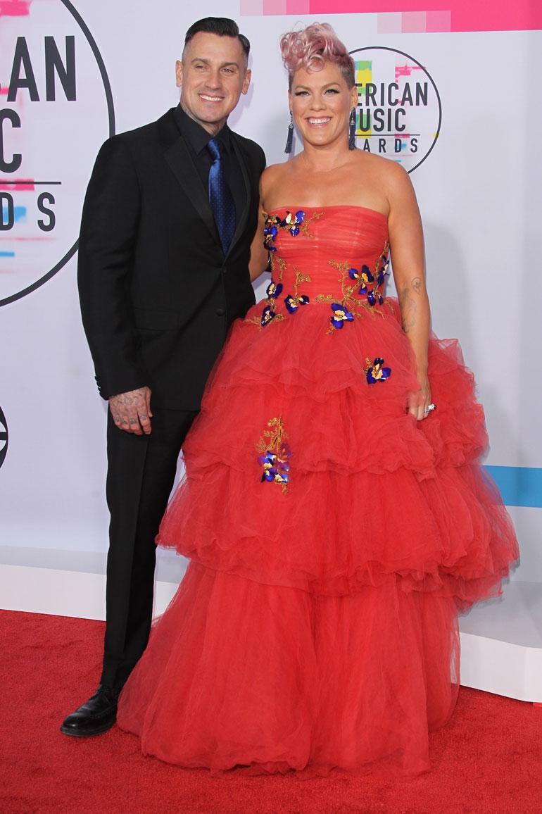 Carey Hart ja Pink