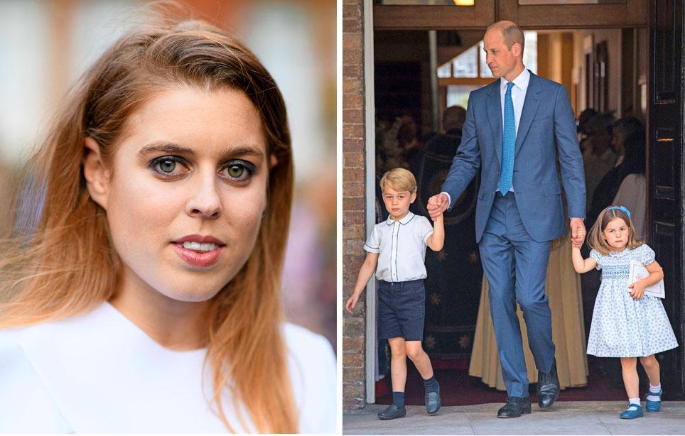 Eugenie on valinnut kaason tärkeään roolin rakkaan siskonsa, prinsessa Beatricen. Morsiuslasten joukossa nähdään ainakin prinssi Williamin lapset, prinssi George ja prinsessa Charlotte. Nähtäväksi jää, saattaako prinssi Andrew tyttärensä alttarille. Isoäiti, kuningatar Elisabet emännöi Windsorin linnassa pidettävää juhlavastaanottoa.