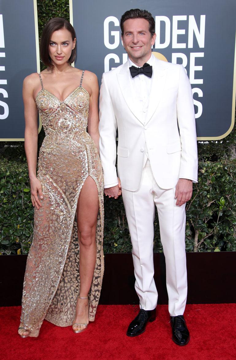 Irina Shayk ja Bradley Cooper