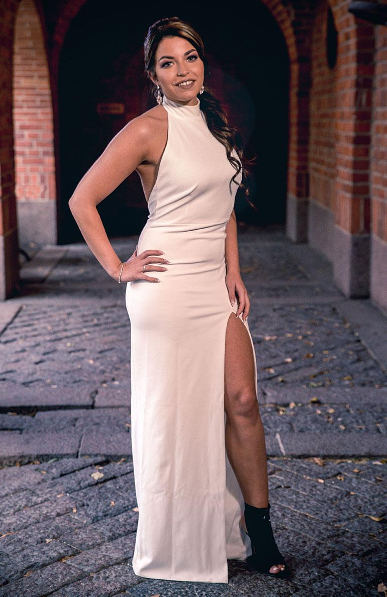 Daniela, 23, Klaukkala, kosmetologi