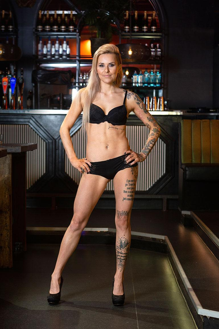 3. Laura Kiira, 27, Vantaa