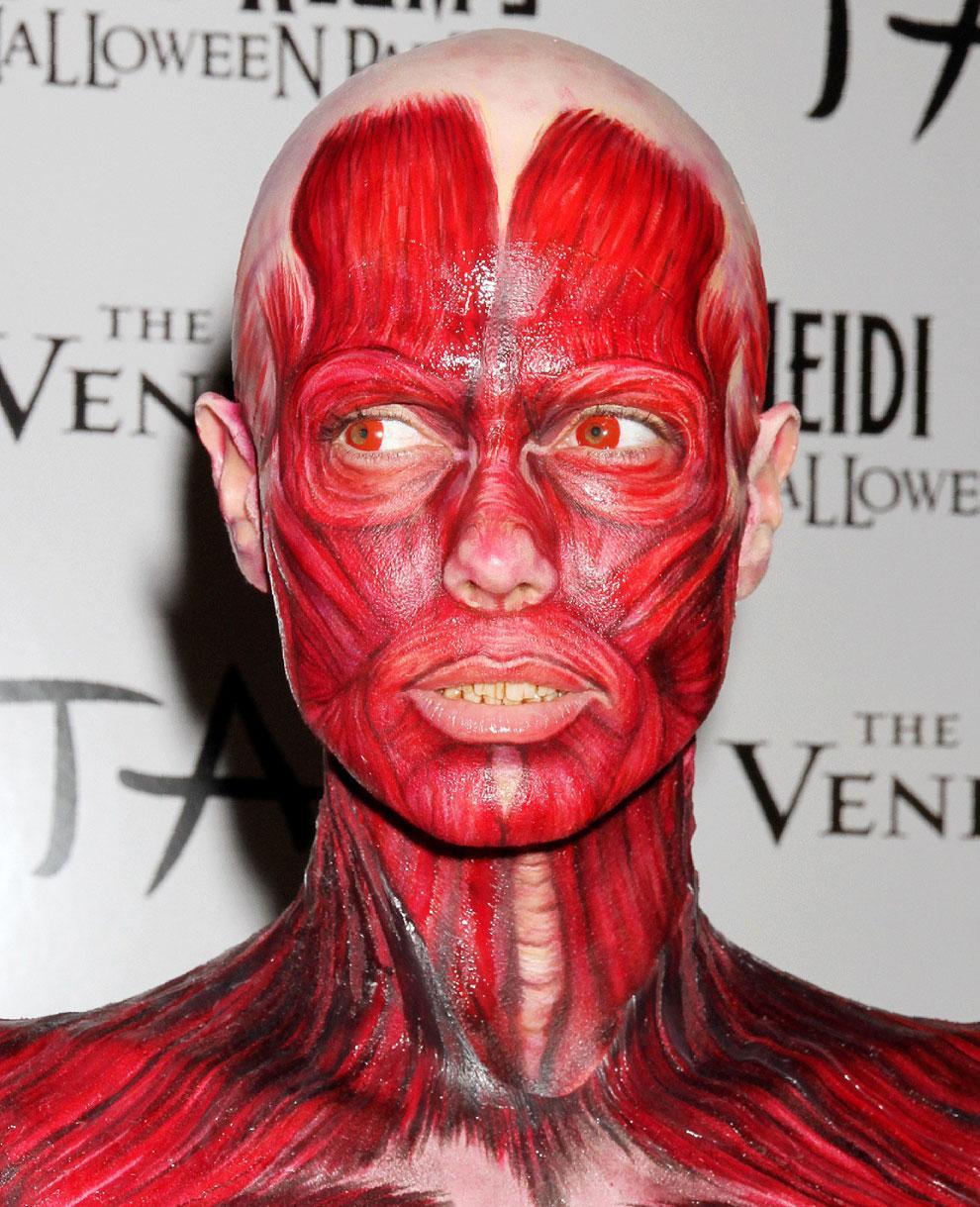 Heidi Klumin kaikkien aikojen taidokkaimmat Halloween-lookit - tunnistatko kaunotarta?!