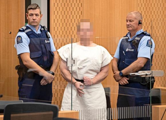 Brendan Tarrant perusteli tekoaan Oulun seksuaalirikoksilla.