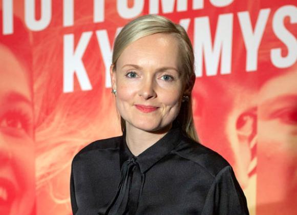 Maria Ohisalo Poikaystävä