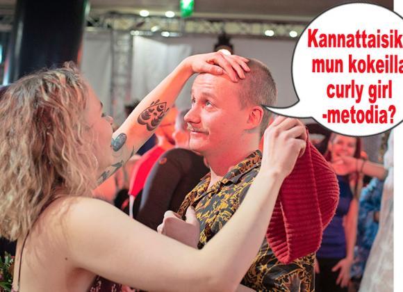 TÄSSÄ ON VIIKON KUPLA -KILPAILUN VOITTAJA!