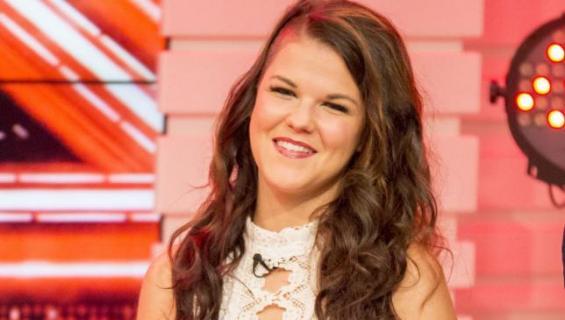Saara Aalto X Factorissa.
