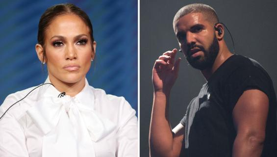 Jennifer Lopez ja Drake