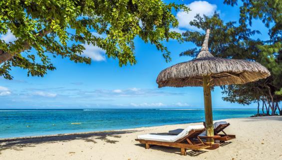 Mauritius on maanpäällinen paratiisi.