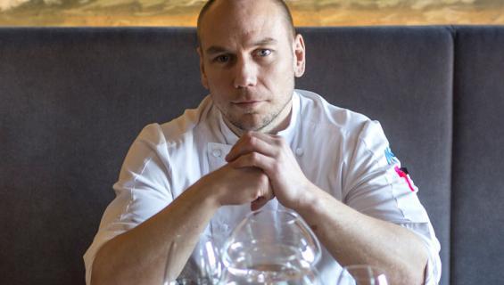 Ravintoloitsija Tommi Tuominen