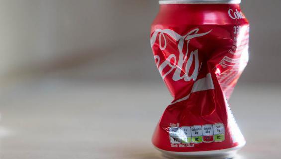 Coca-Colaa käytetään nyt myös rusketukseen.
