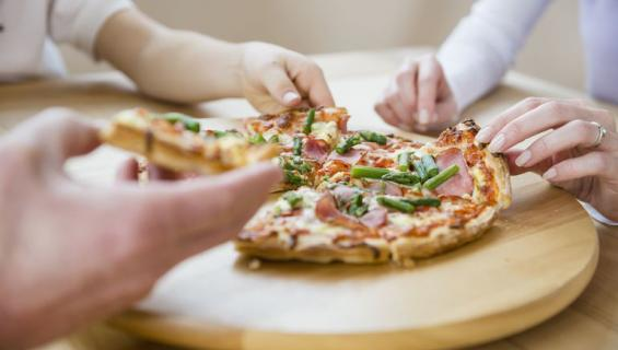 Kannabista saa nyt myös pizzana.