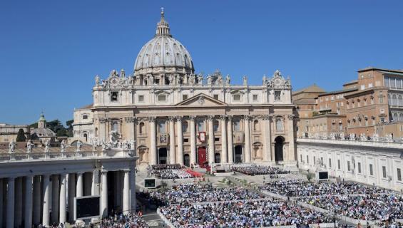 Vatikaani on ollut viime aikoina monen skandaalin keskiössä.