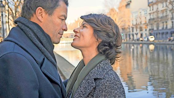 The Affair -sarjan promokuva