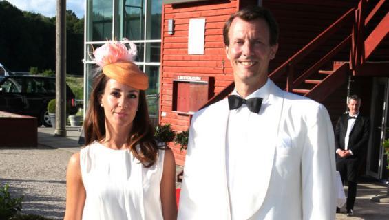 Joachim ja Marie Tanska