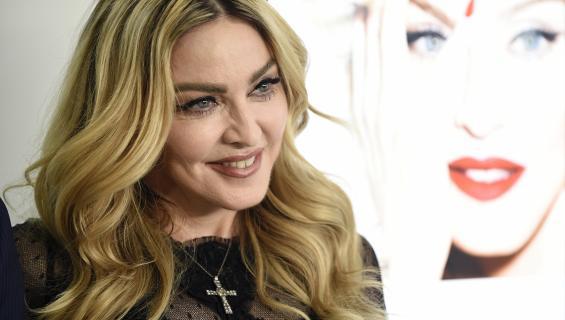 Madonna on ylpeä musikaalisista kaksosistaan.