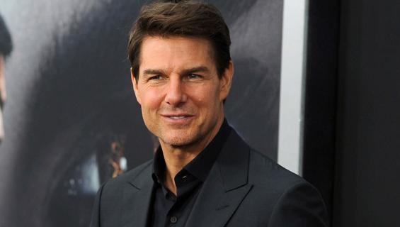 Näyttelijä Tom Cruise