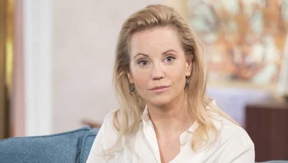 Sofia Helin on Silta-sarjan pääosassa.