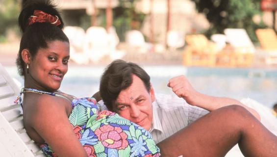 Ana ja Urpo Leppänen viettivät usein lomia Kuubassa.