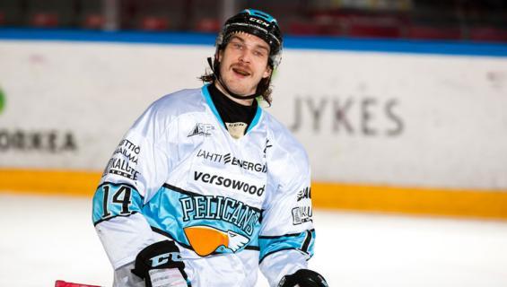 Stefan Lassen, Pelicans