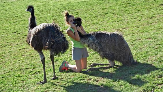 Hailey Speranza ja emut