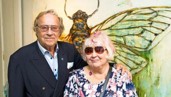 Jorma ja Anna-Liisa Pulkkinen talvehtivat Espanjassa.