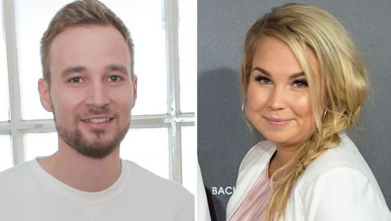 Juuso Mäkilähde ja Tinni Wikström