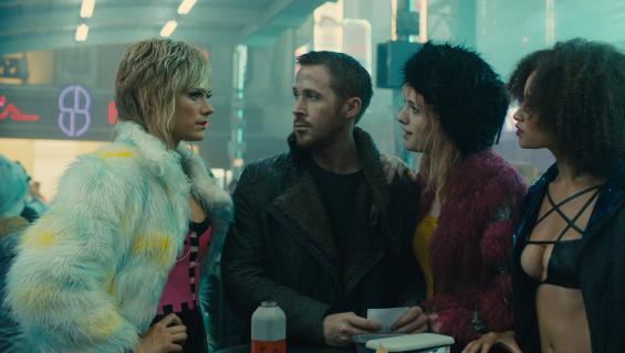 krista Kosonen elokuvassa Blade Runner 2049.