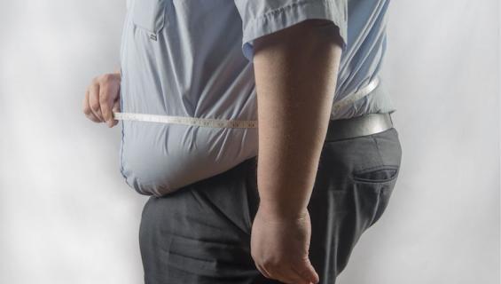 Uusi lomakohde on vain ylipainoisille.