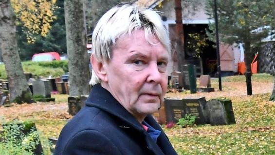 Matti Nykänen muistelee isäänsä.