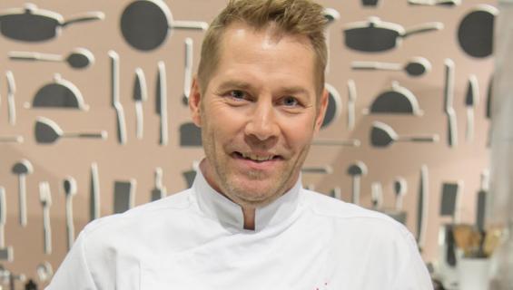 Harri Syrjänen palasi Kokkisota-ohjelmaan.