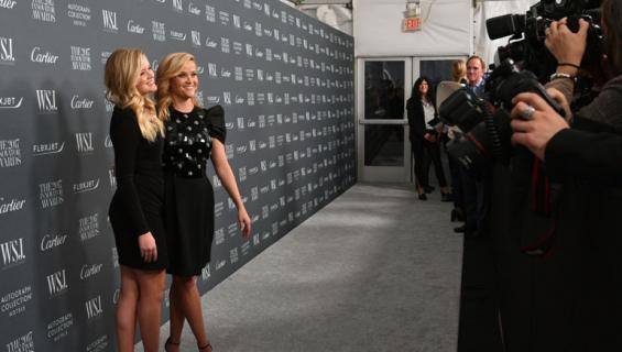 Ava Phillippe ja Reese Witherspoon.