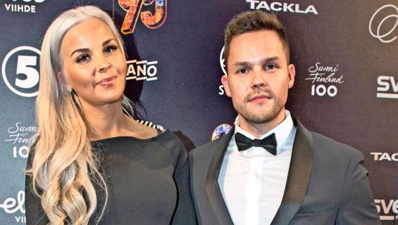 Ronny Roslöf ja Linda-rakas