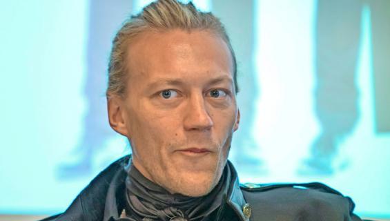 Jukka Hilden sekoili Valkoisessa talossa.