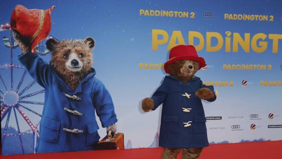 Lapset näkivät Paddingtonin sijaan pornoa.