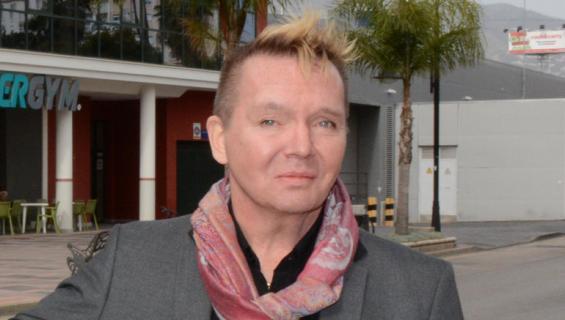 Mikko Rasila Espanjassa.