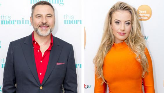 David Walliams iski kohukaunotar Chloe Aylingin.