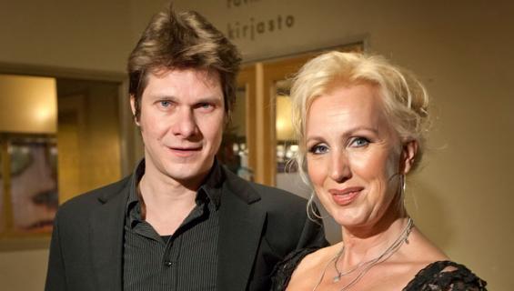 Kari-Pekka Toivonen ja Merja Larivaara asuvat Oulussa.
