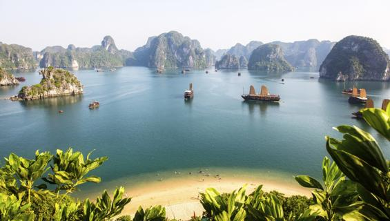 Vietnamin 10 helmeä