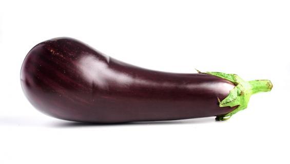 Violetissa peniksessä voi olla syytä huoleen.